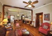 702 Austin living room to