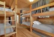 Party Barn upstairs sleeping quarters