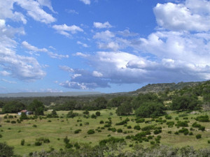 278 acre ranch for sale with views in Gillespie County