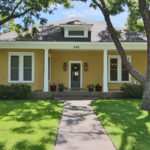 first B&B in fredericksburg TX