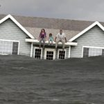 Homes underwater,  Literally!
