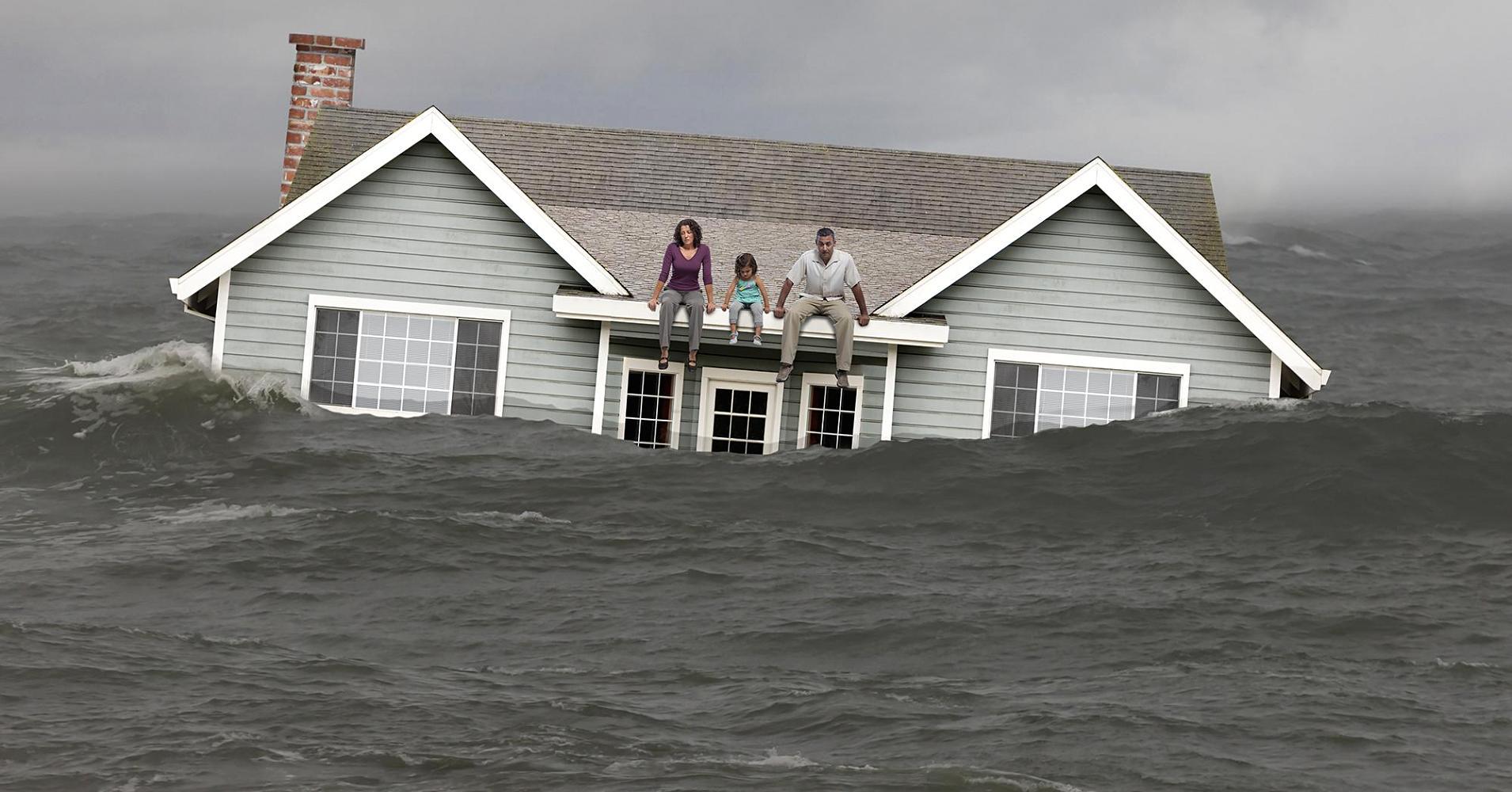 Homes Underwater Literally Fredericksburg Tx Real