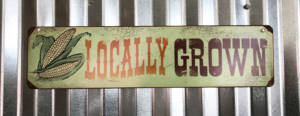 localy-grown