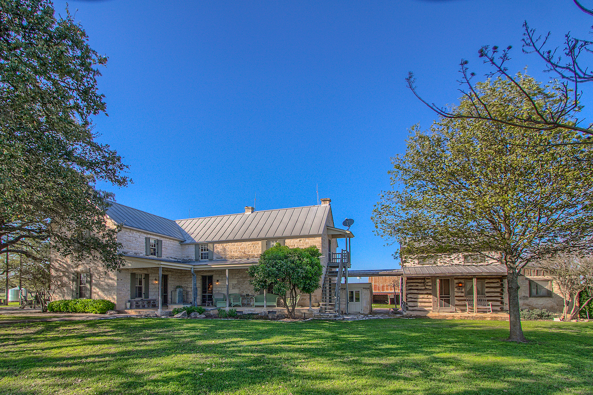 575 buckeye road pioneer stone home for sale for The texas house