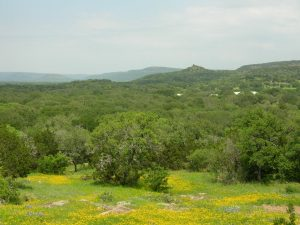 25 acres for sale with views, Fredericksburg TX ranches for sale