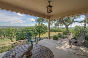 218 Hillside Drive home with a view for sale Fredericksburg TX Location Map