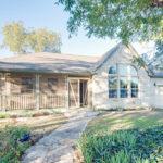 506 Franklin home for sale on 4 acres in Fredericksburg TX