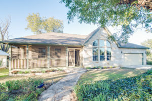506 Franklin home for sale on 4 acres in Fredericksburg TX Location Map