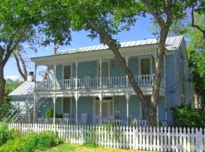908 North Crockett Fredericksburg TX Home B&B for sale