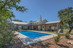 990 Vintage Oaks Fredericksburg TX Home on acreage Location Map