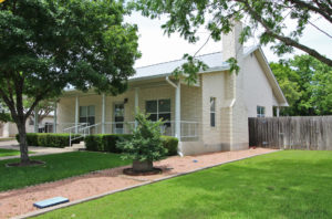 614 West Hackberry fredericksburg TX brick home for sale