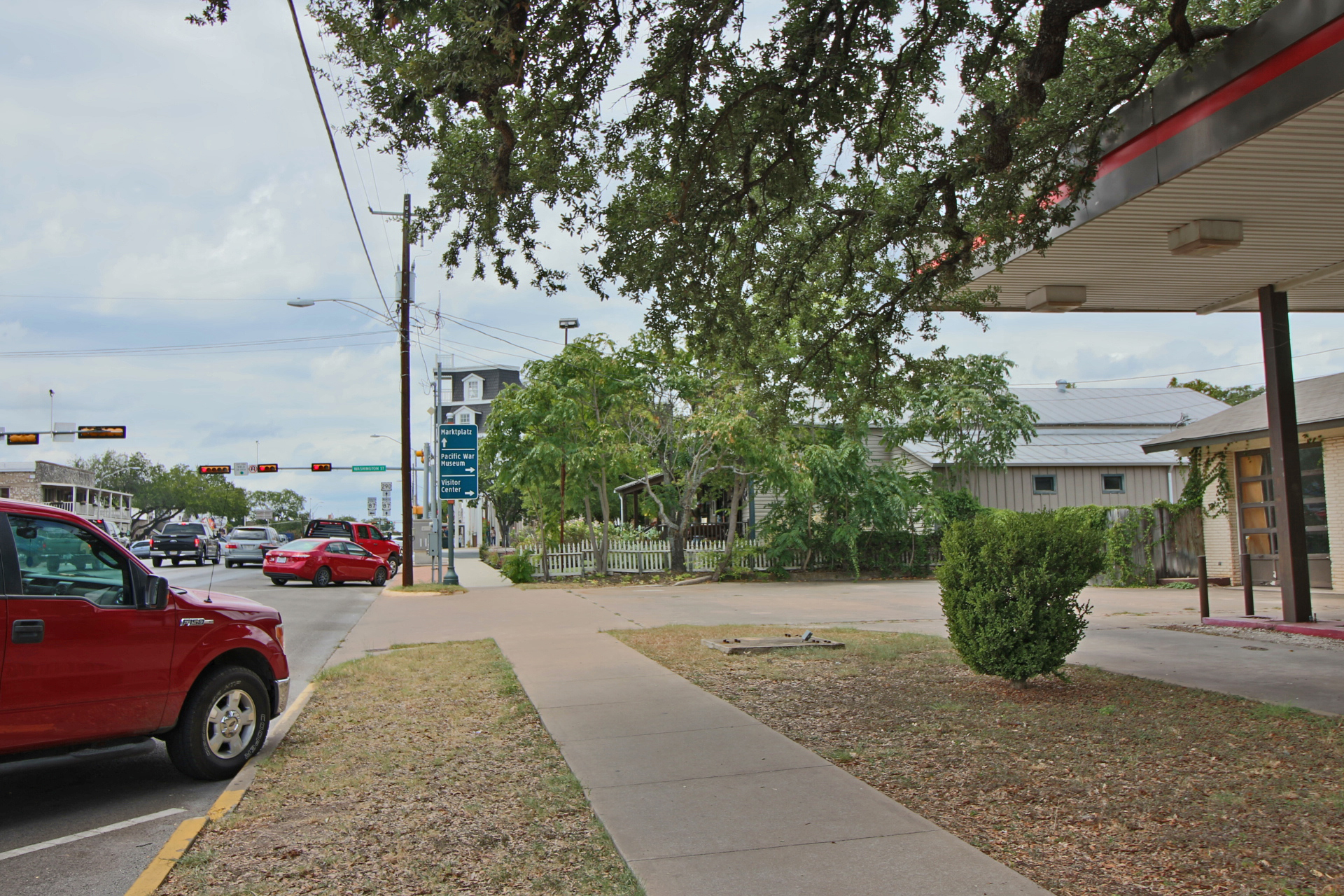 406 East Main Street Commercial Real Estate Fredericksburg TX For Sale
