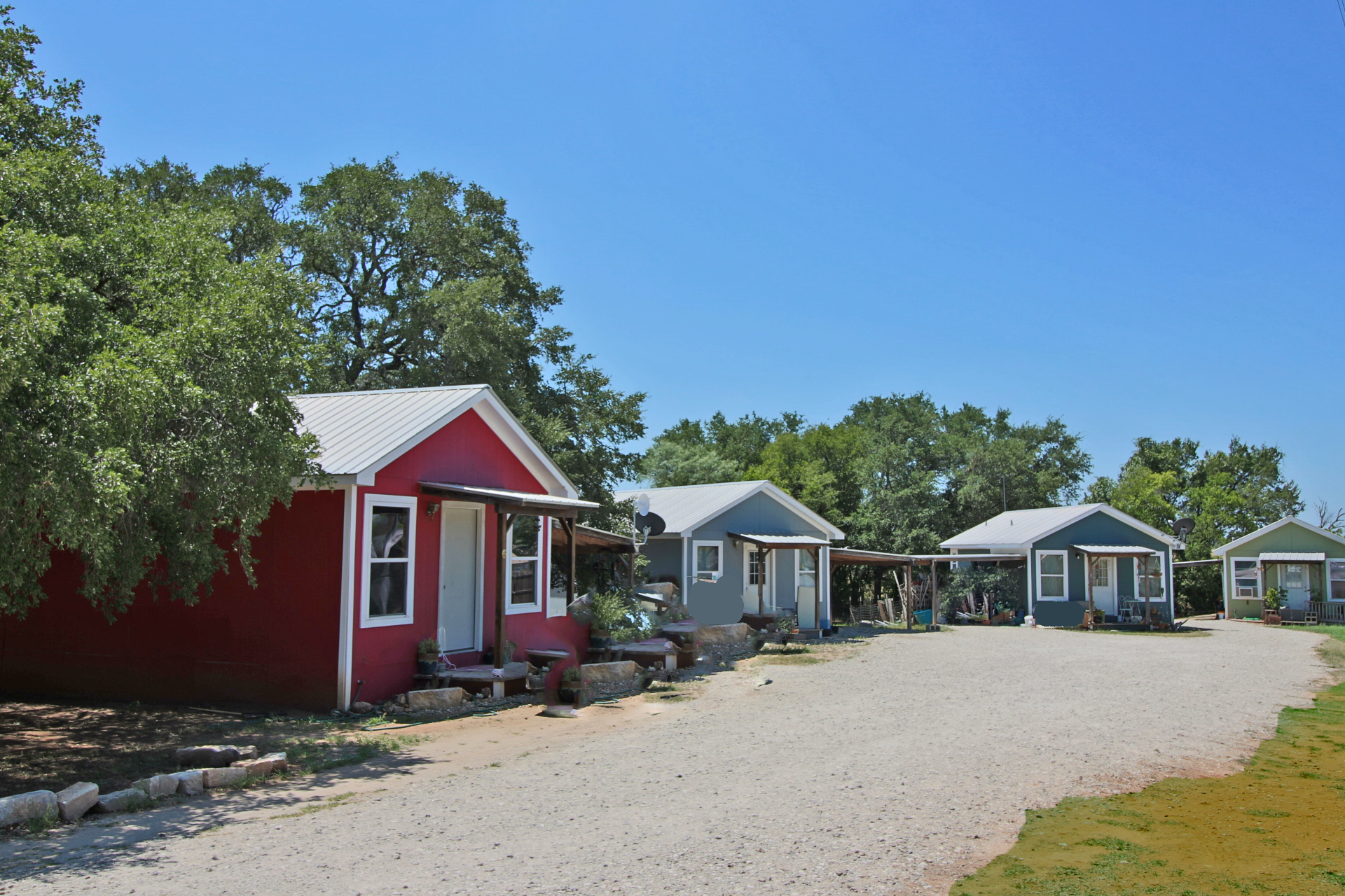 4323 Highway 16 Rental Cabins Location Map