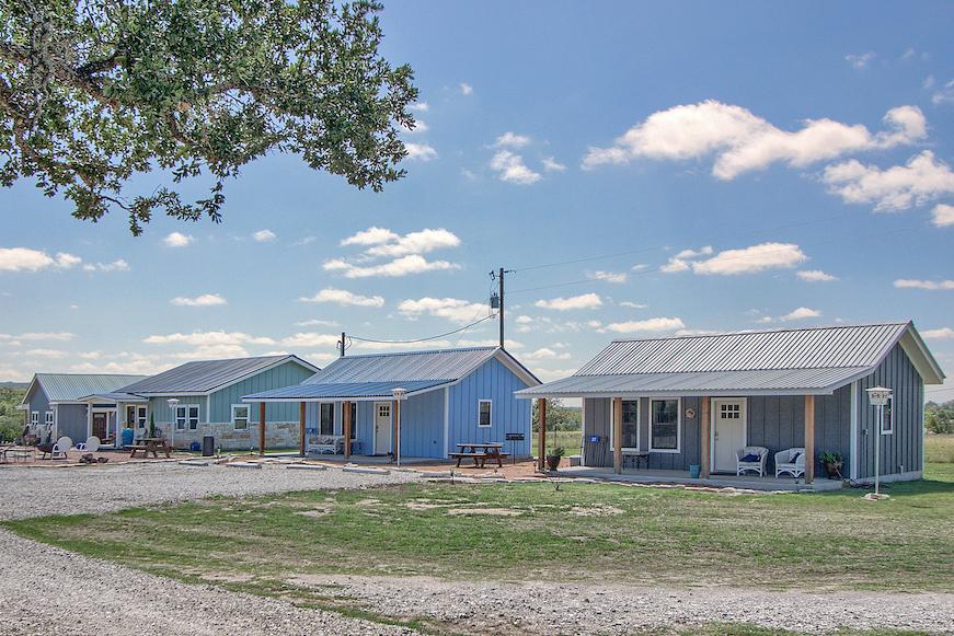 98 Betts Road Short Term Rentals Fredericksburg TX