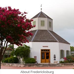 About Fredericksburg