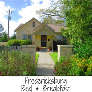 Fredericksburg Bed & Breakfast