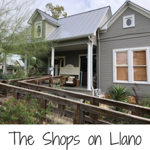 The Shops on Llano Thrift Store