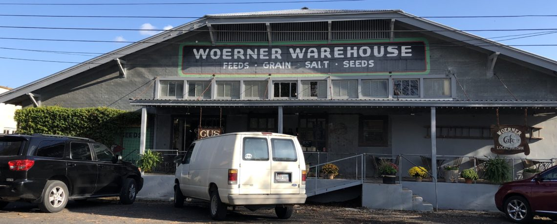Woerner Warehouse Cafe & Catering