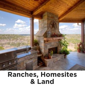 Ranches, Homesites & Land