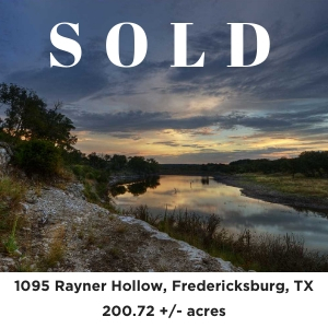 200 acre Winding Falls Ranch For Sale