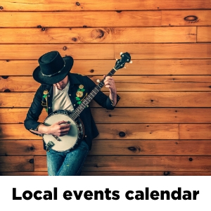 Local Events Calendar