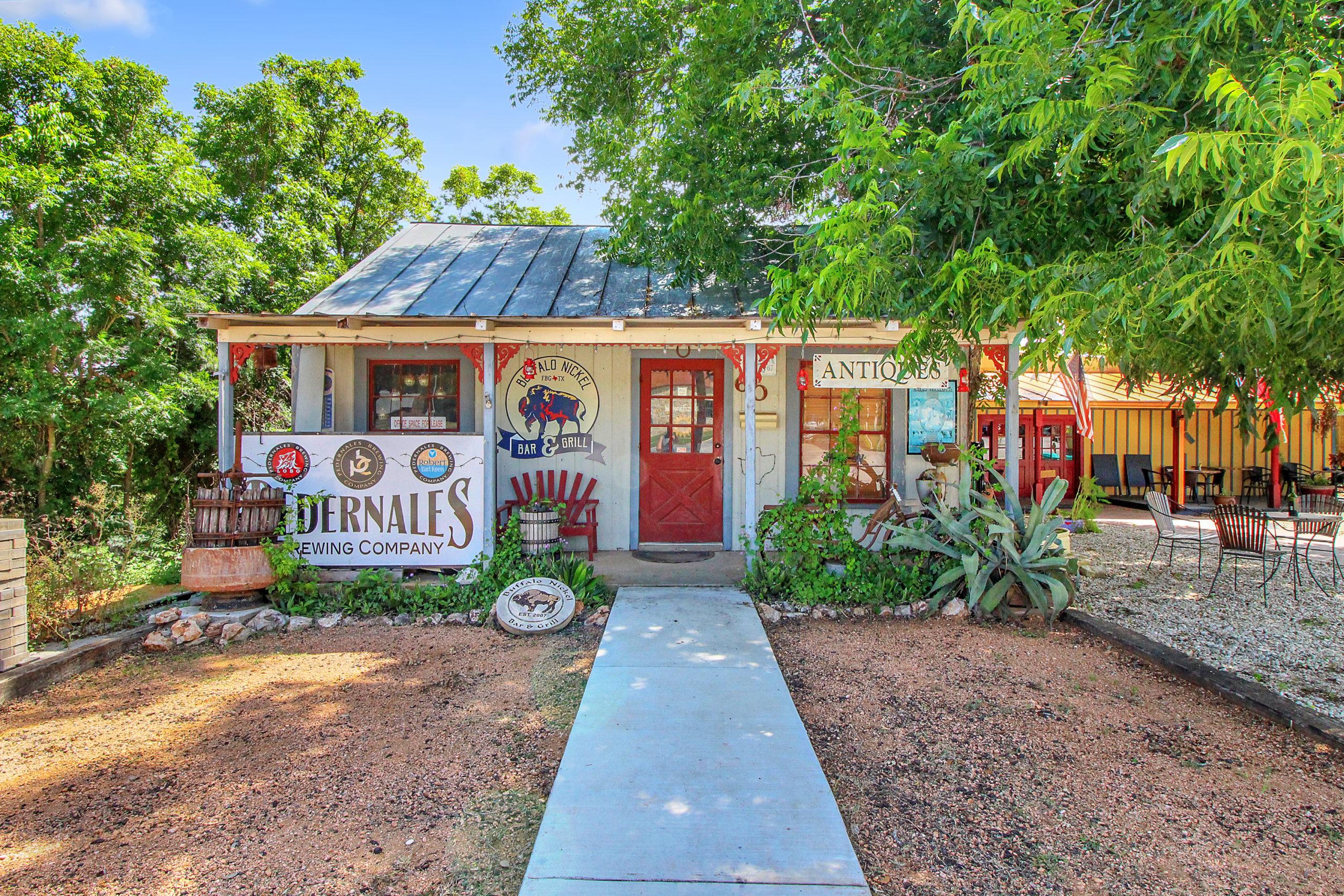 607 W Main Street Fredericksburg TX Commercial Property