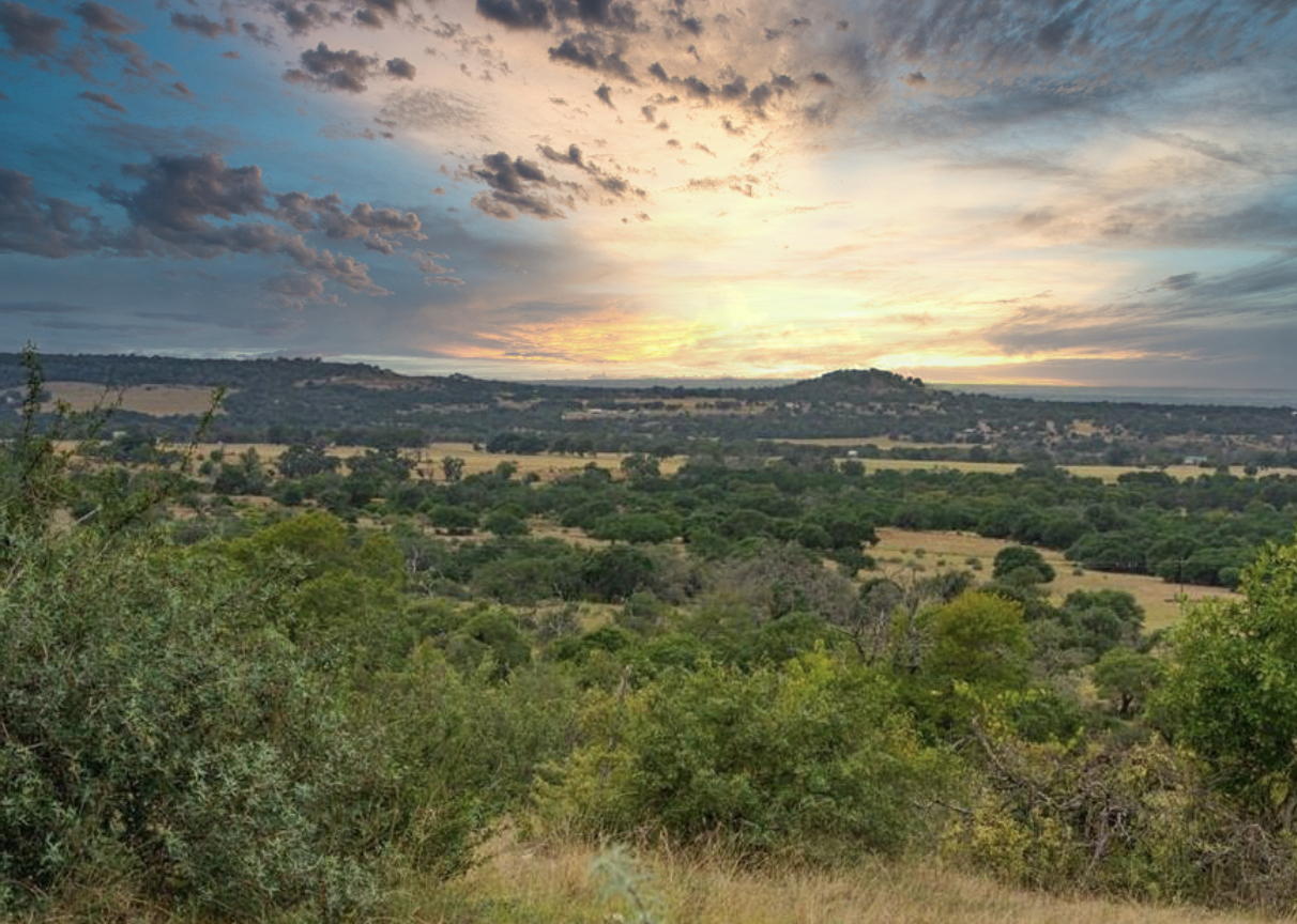 34 acres for sale Pfiester Road Fredericksburg TX
