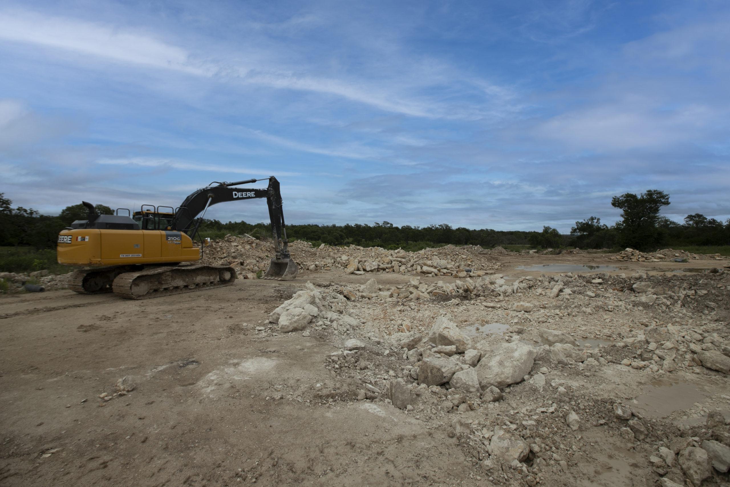 Rock Quarry For Sale Fredericksburg TX